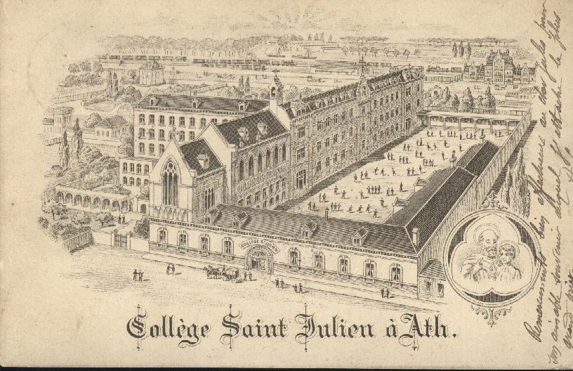 Ancien Collège Saint-Julien Ath